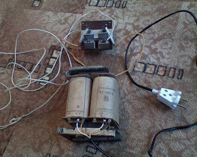 Фото зарядное устройство своими руками